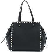 Valentino Garavani Valentino Rockstud tote - women - Calf Leather - One Size