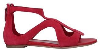 Alexander McQueen Toe strap sandal