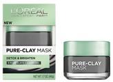 L'Oréal® Paris Detox & Brighten Pure-Clay Mask - 1.7oz