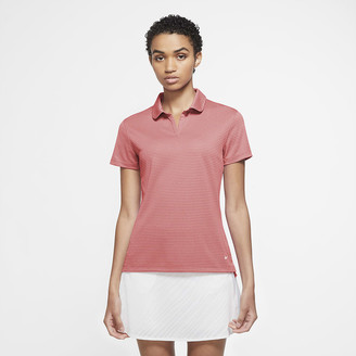 Nike Womens Golf Polo Dri-FIT Victory