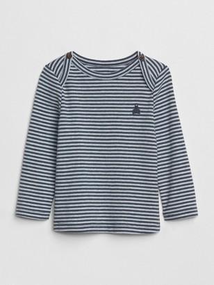 Gap Baby First Favorite Stripe Long Sleeve T-Shirt