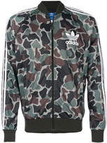 adidas Camouflage SST track top