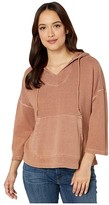 Toad&Co Epique Poncho (Coconut Shell Vintage Wash) Women's Clothing
