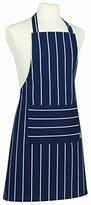Now Designs Kitchen Style by Basic Apron, Butcher Stripe Navy
