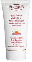 Clarins Radiance-Plus Self-Tanning Body Lotion