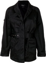 Isabel Marant Fenton trench coat - women - Cotton/Polyester - 36