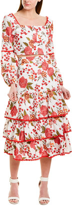 Beulah 2Pc Top & Skirt Set