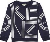 Kenzo Cotton logo jumper 2-3 years