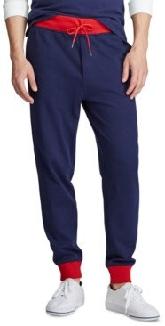 Polo Ralph Lauren Men's Cotton Interlock Jogger Track Pants