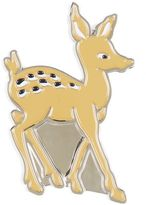 Unique **deer pin badge