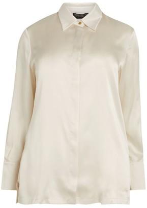 Marina Rinaldi Silk Shirt