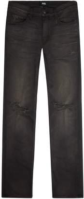 Paige Lennox Distressed Slim Jeans