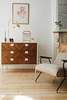 Anthropologie Geo-Marquetry Three-Drawer Dresser