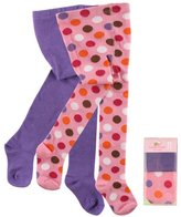 Luvable Friends 2-Pack Tights