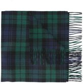 DSQUARED2 tartan scarf - men - Angora/Virgin Wool - One Size