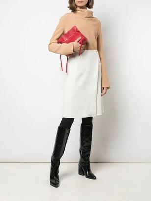 The Row White Narai Skirt
