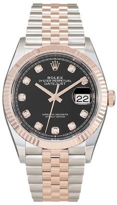 Rolex 2020 unworn Datejust 36mm