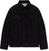 Thumbnail for your product : Valstar Suede Overshirt