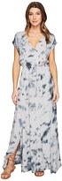 Culture Phit Farica Tie-Dye Maxi Dress Women's Dress