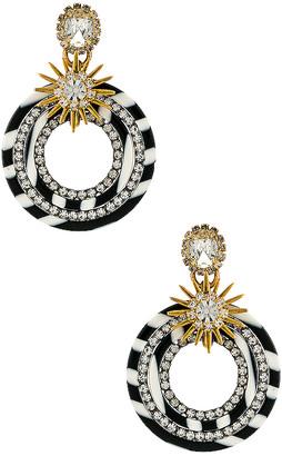 Elizabeth Cole Carson Earrings