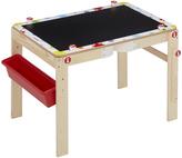 Janod Splash 2-in-1 Convertible Desk/Easel