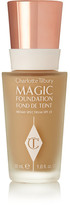 Charlotte Tilbury Magic Foundation Flawless Long-lasting Coverage Spf15 - Shade 6, 30ml