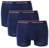 TOMMY HILFIGER Pack of 3 Stretch Premium Essentials Hipsters