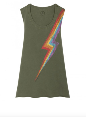 Dahlia Leon & Harper Lightening T-Shirt - S .