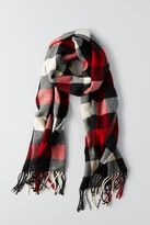 American Eagle Outfitters AE Patterned Woven Scarf
