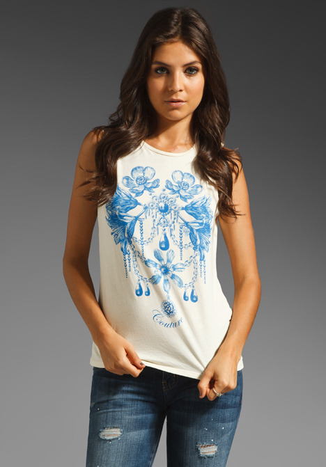 Juicy Couture Sleeveless Tank