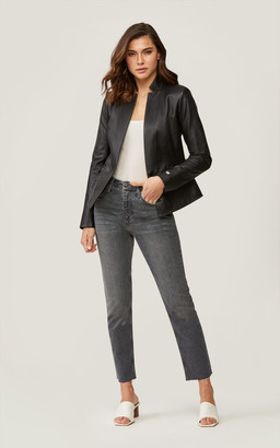 Soia & Kyo GENEVIEVE slim-fit leather jacket