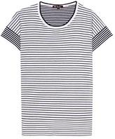 Loro Piana Striped cashmere top