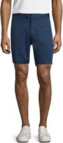 Slate & Stone Men's Mesh-Like Tab Cotton Shorts