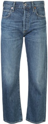 Citizens of Humanity Emery denim straight leg jeans