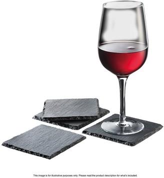 Alex Liddy Slate & Co Slate Coasters Set of 4