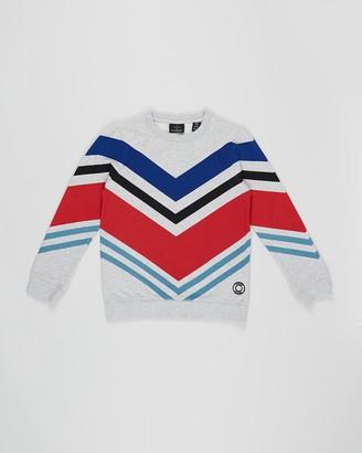 Scotch Shrunk Lightweight Long Sleeve Sweater - Kids