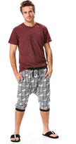 Peter Alexander peteralexander Mens Gentleman Drop Crotch Short