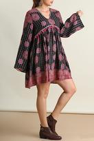 Umgee USA Leah Dress Plus Dress