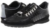 DSquared DSQUARED2 - 251 Sneaker (Black/Black/Black) - Footwear