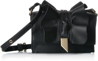 Foley + Corinna Women's Bella Ruffle Crossbody Cross Body Handbag