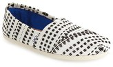 Toms Women's 'Classic' Stitched Slip-On