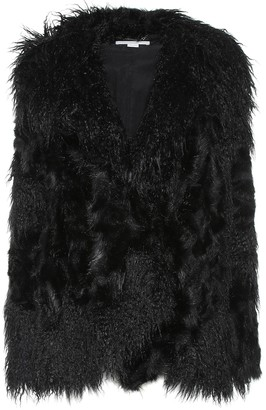 Stella McCartney Faux fur jacket