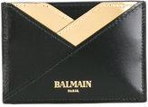 Balmain crossover design cardholder