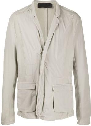 Haider Ackermann front-pockets light jacket