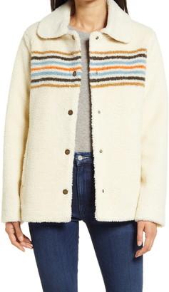 Pendleton Danville Faux Shearling Jacket
