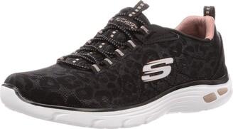 Skechers Women's Empire D'Lux-Spotted Sneakers