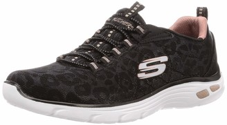 Skechers Women's Empire D'LUX-Spotted Trainers
