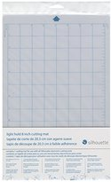 Silhouettes Silhouette 8 7/8 x 14 7/8-Inch Light Hold Cutting Mat for Portrait, Transparent