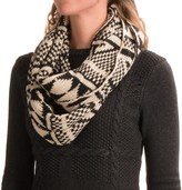 Woolrich Geometric Infinity Scarf (For Women)