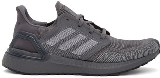 adidas Grey Ultraboost 20 Sneakers